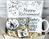 retirement gift basket