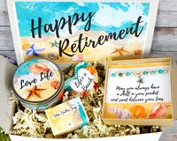 beach retirement gifts