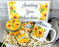 send a little sunshine gift box