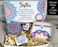 sister to sister encouragement gifts
