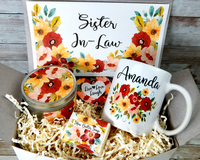 sister in law gift basket