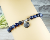 mothers day bracelet personalized for mom gift