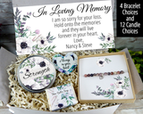 in loving memory sorry for your loss gift basket
