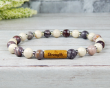 encouragement bracelet inspirational message gift for women