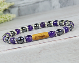 yoga jewelry inspirational bracelet for women