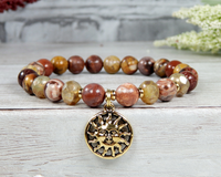 sun bracelet gemstone jewelry