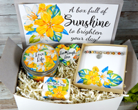 sending sunshine gift box