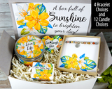 sunshine gift box for women
