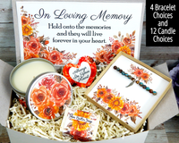 sympathy gift basket for loss of love one