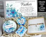 in loving memory of your father gift basket ship direct