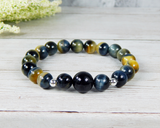 womens tiger eye bracelet gemstone jewelry handmade