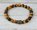 buddha jewelry handmade bracelets for men yogi gift