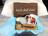 fathers day gift basket for best dad ever