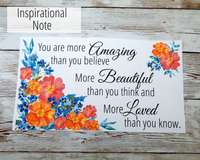 encouragement gift card
