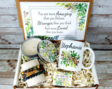 you are amazing gift basket