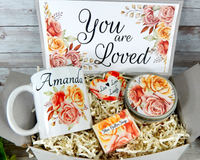 you are loved gift basket