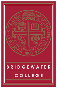 Bridgewater College Blue 84 Wood Presidential Sign