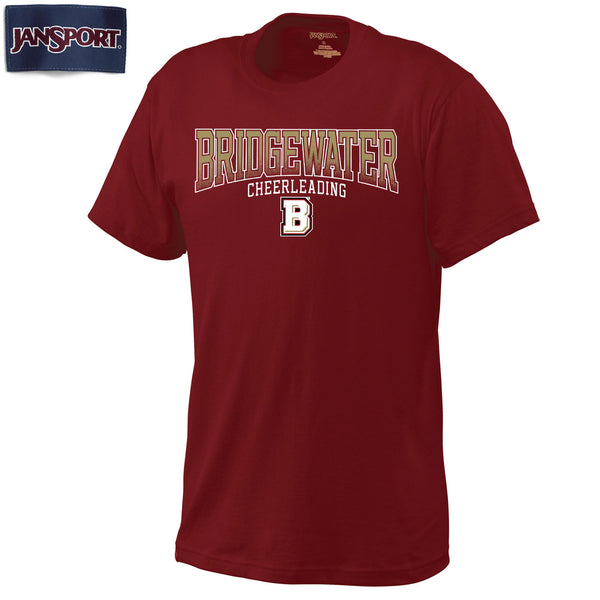 Bridgewater College Cheerleading Team Tee