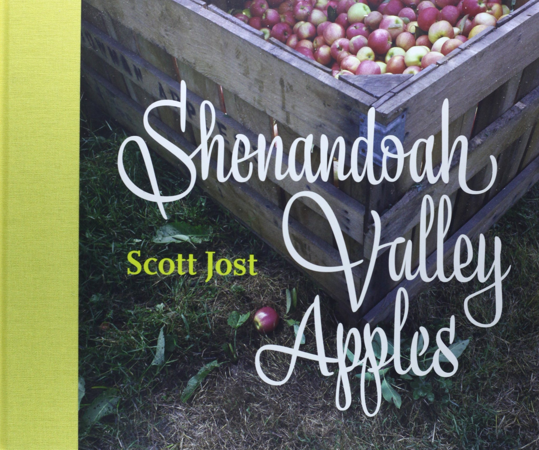 Shenandoah Valley Apples Book