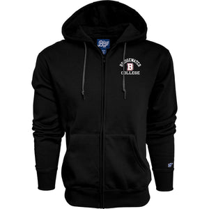 Blue 84 Black Danville Full Zip Hood