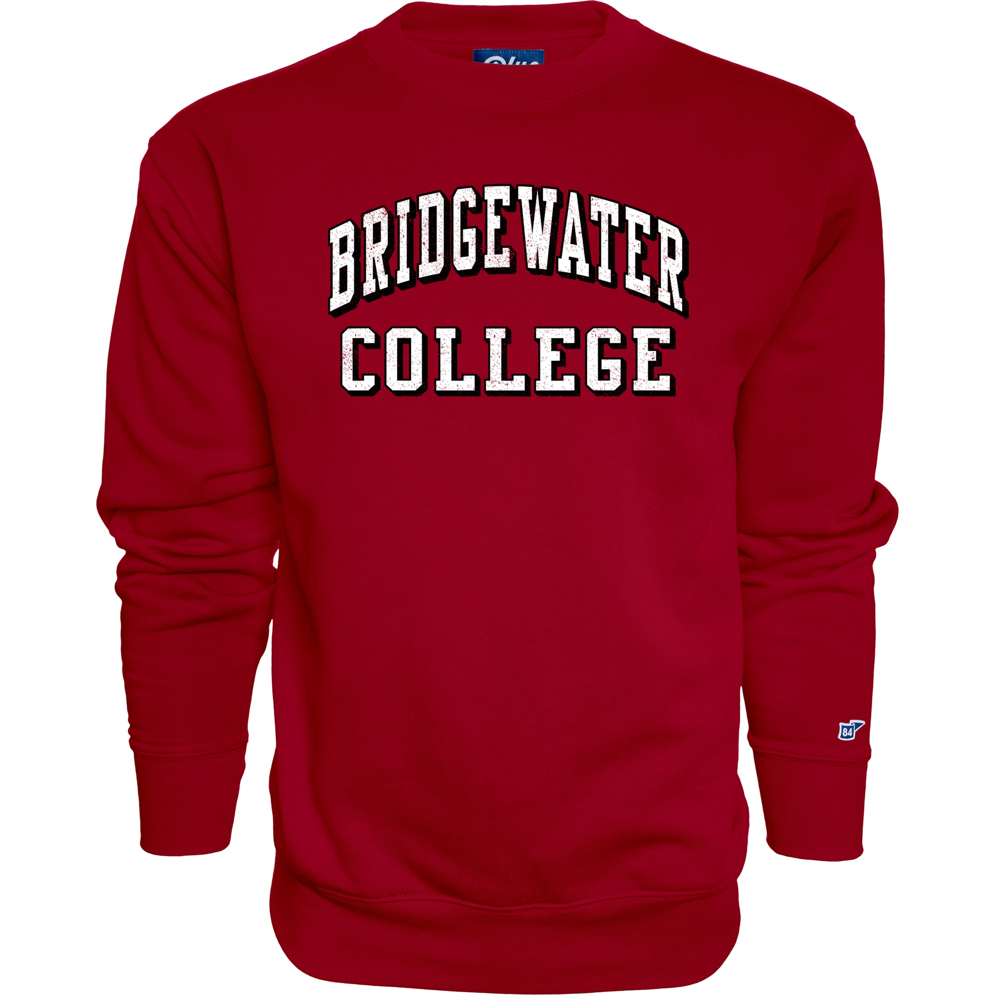 Blue 84 Bridgewater College Campbell Crimson Crew