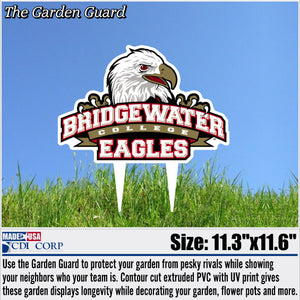 Bridgewater College Athletic Logo Garden Guard