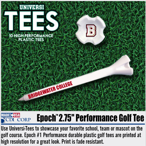 Bridgewater College Golf Tees