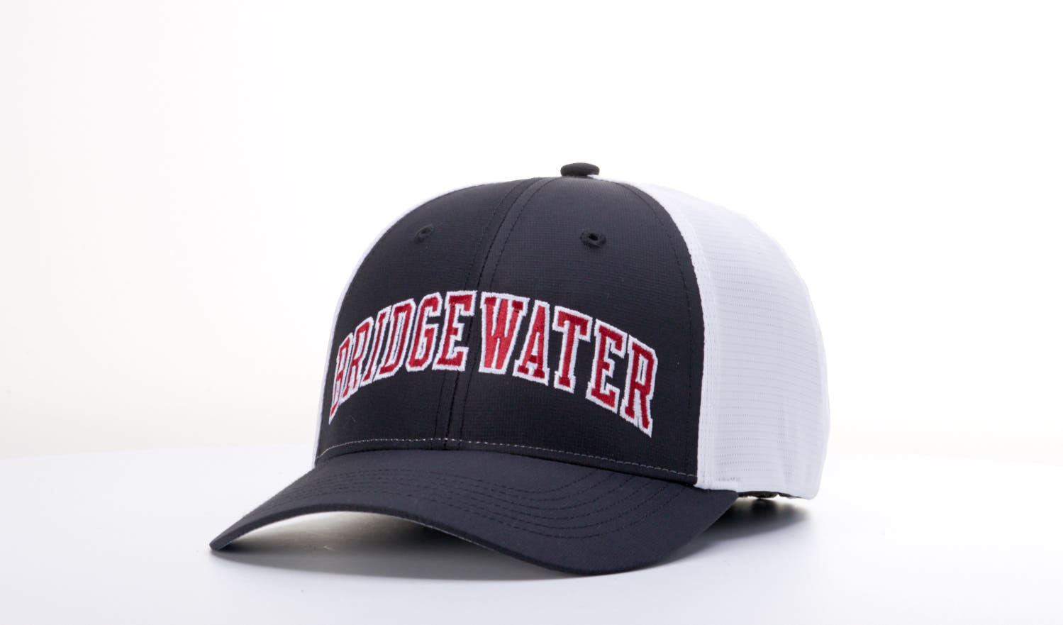 Richardson Bridgewater Black Moisture Management Hat