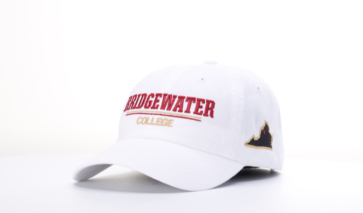 Bridgewater College Richardson White Hat
