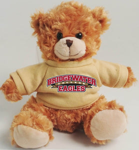 "Bridgewater College 11"" Jersey Bear"