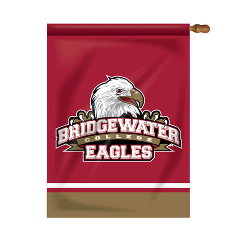 Bridgewater College Athletic Logo House Banner-Flag