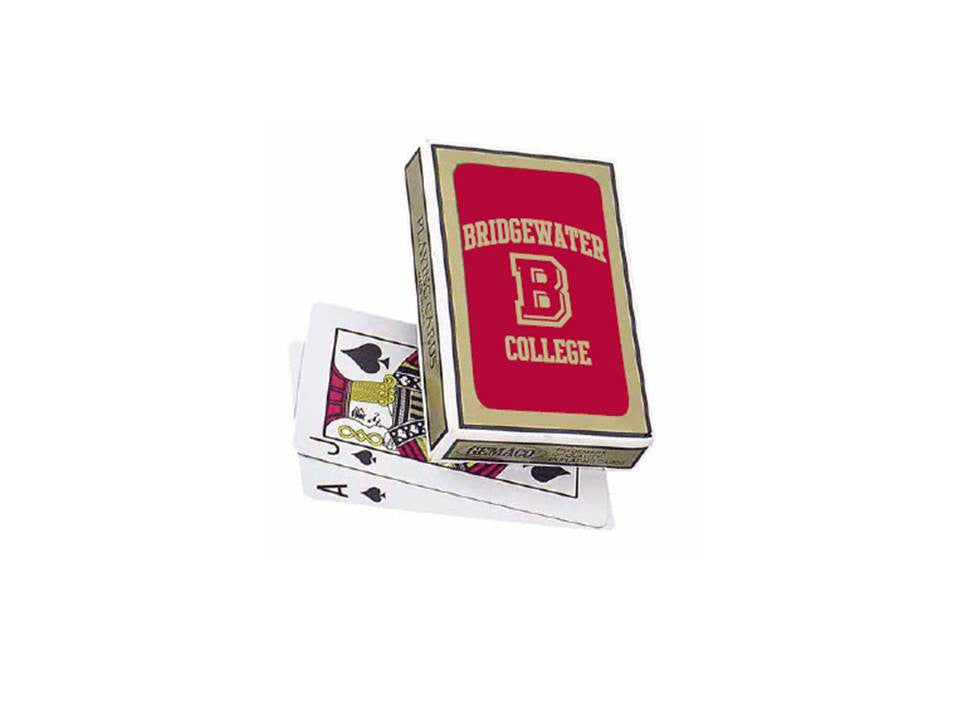 Bridgewater College Playing Cards
