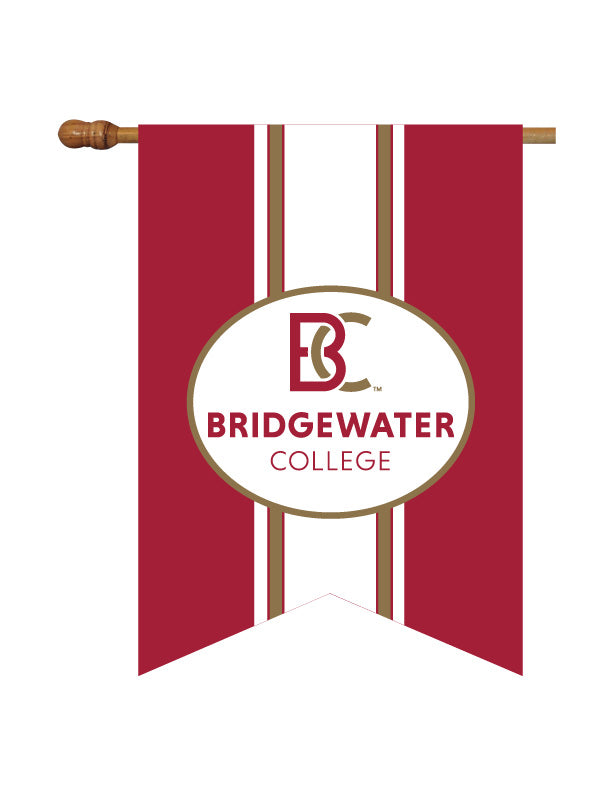 Bridgewater College BC Logo House Flag