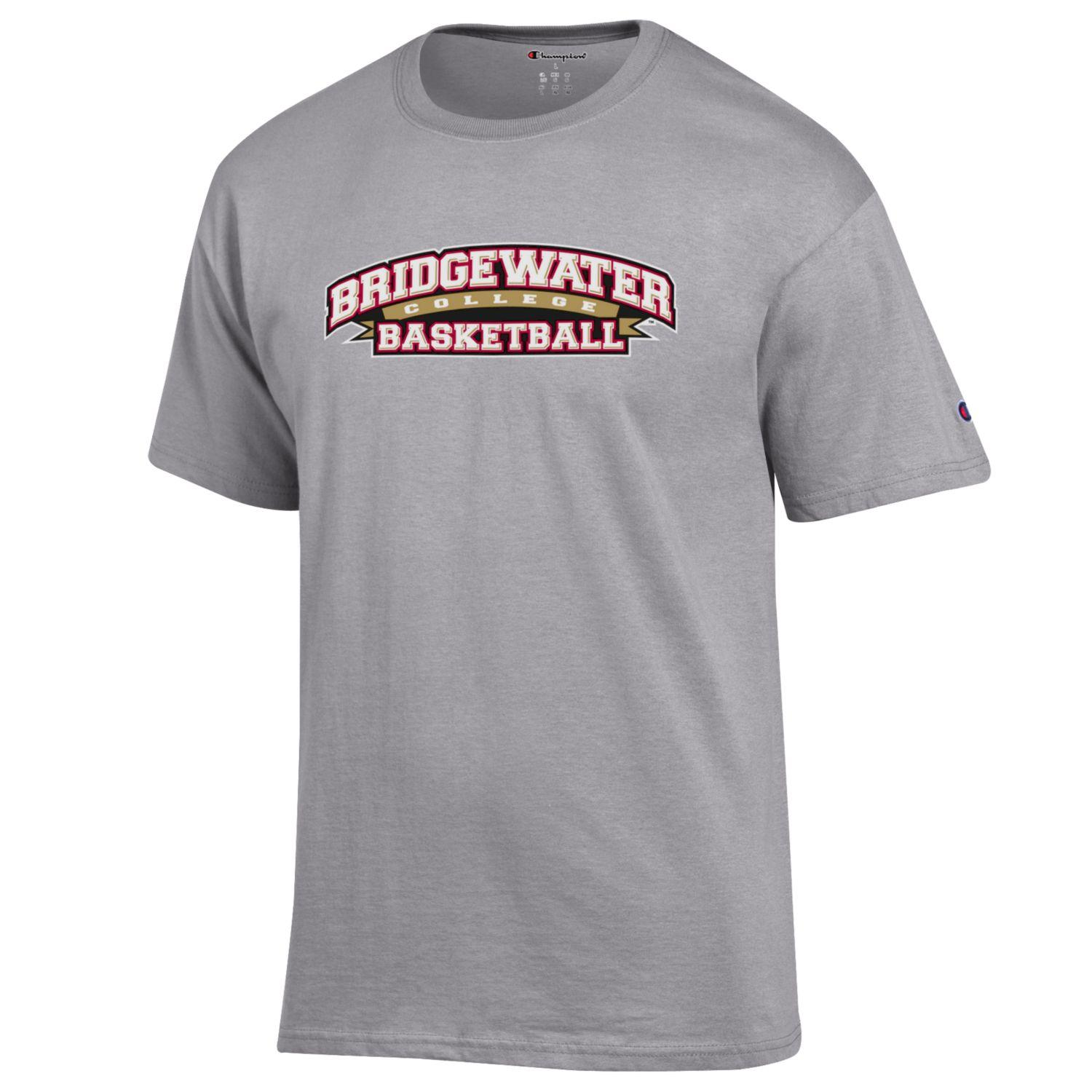 Bridgewater College Champion Basketball Short Sleeve Tee