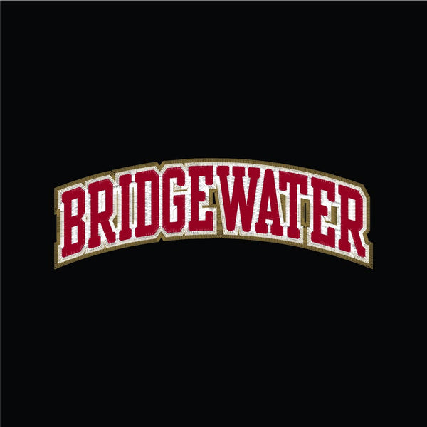 Bridgewater College Champion Men's Black Adjustable Hat