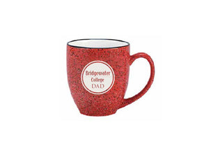 "Bridgewater College ""DAD"" Red Mug"