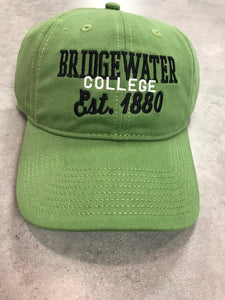 The Game Bridgewater College Adjustable Hat