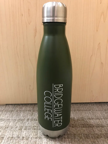 17 oz Hot or Cold Bridgewater College Force Bottle