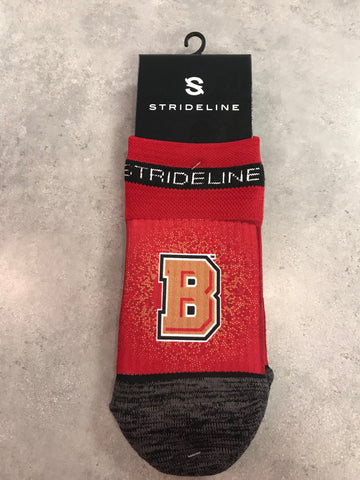 Strideline Bridgewater College Ankle Socks