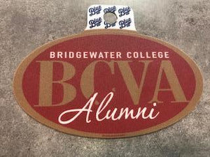 Blue 84 Counterbalance Alumni Sticker/Decal