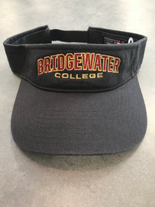 Richardson Bridgewater College Charcoal Visor