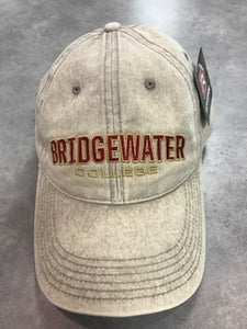 Richardson Bridgewater College Khaki Adjustable Hat