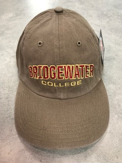 Richardson Bridgewater College Driftwood Adjustable Hat
