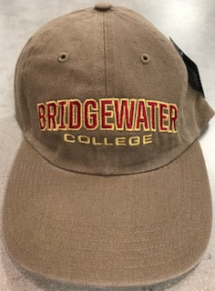 Richardson Bridgewater College Classic Brown Hat