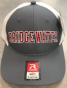 Richardson Bridgewater Grey Moisture Management Hat