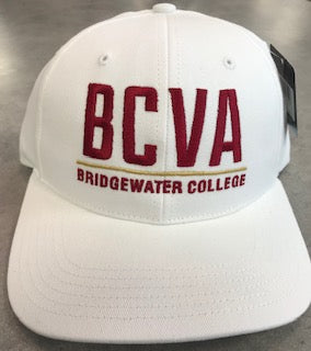 BCVA Bridgewater College White Richardson Hat