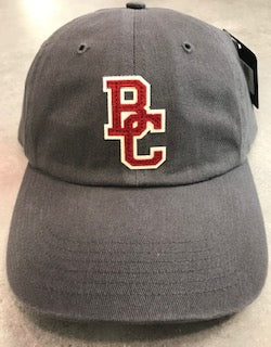 BC Felt Patch Richardson Grey Hat