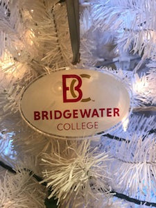 Bridgewater College New BC Logo Ornament