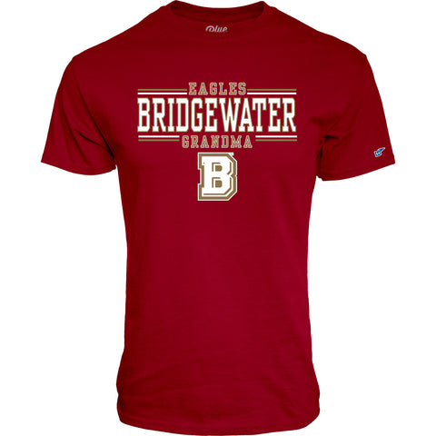 Blue 84 Bridgewater College Grandma Shirt Sleeve Tee