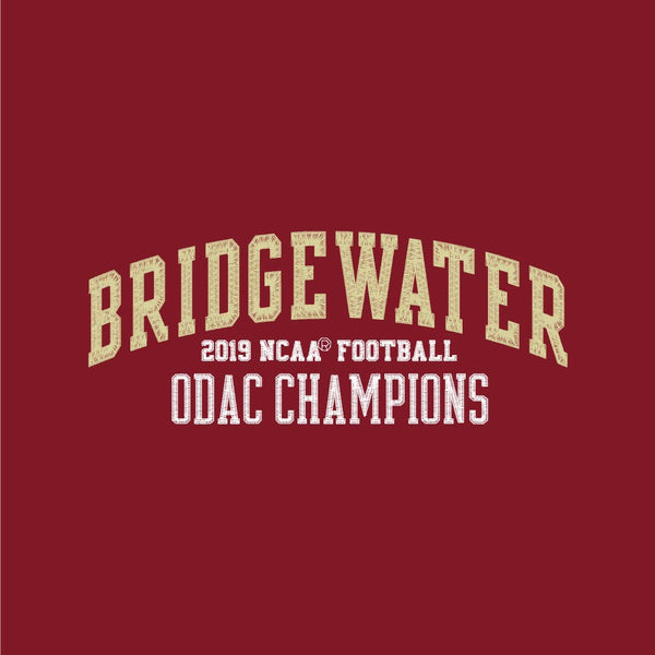 Bridgewater College Crimson ODAC Champions Football Hat